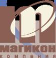 Логотип компании Магикон и К