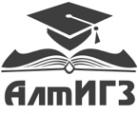 Логотип компании Алтайский институт госзакупок