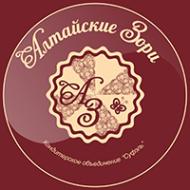 Логотип компании Алтайские зори