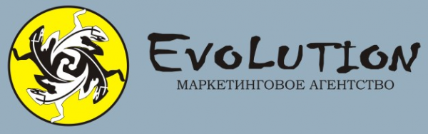 Логотип компании Эволюция
