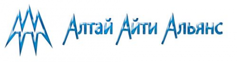 Логотип компании Алтай Айти Альянс