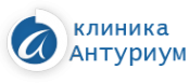 Логотип компании Антуриум
