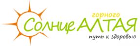 Логотип компании Солнце АЛТАЯ